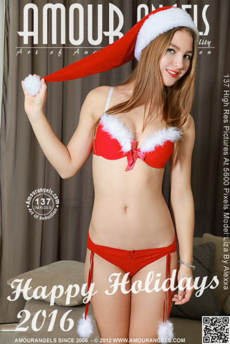 "Liza ""Happy Holidays"""