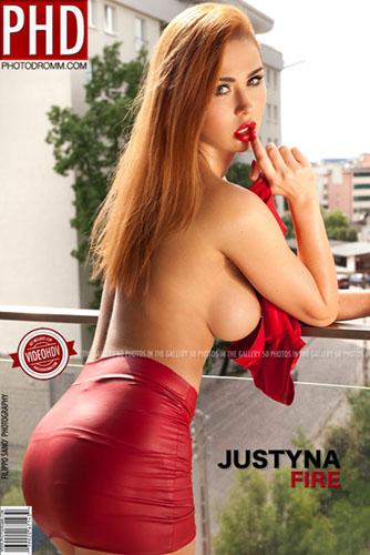 "Justyna ""Fire"""
