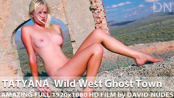 "Tatyana ""Wild West Ghost Town"""