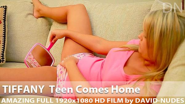 "Tiffany ""Teen Coming Home"""