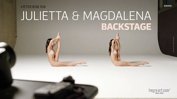 "Julietta & Magdalena ""Backstage"""