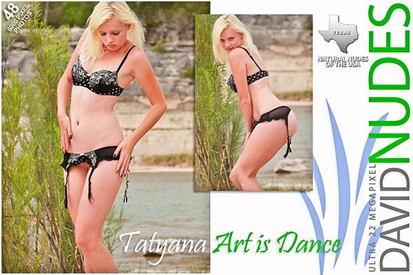 "Tatyana ""Art is Dance"""