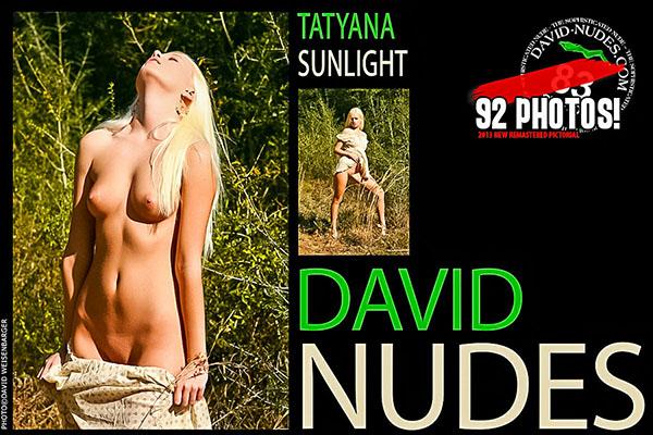 "Tatyana in ""Sunlight"" by David Nudes"