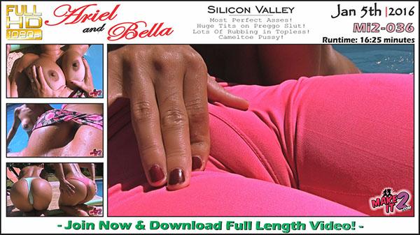 """Mi2-036 Ariel & Bella """"Silicon Valley"""""""
