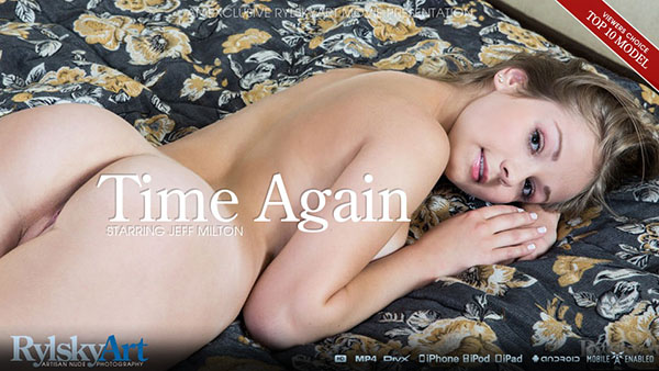 """Jeff Milton in """"Time Again"""" by Rylsky"""