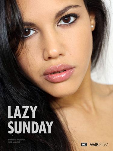 """1456464717_all-ero-0379 Apolonia """"Lazy Sunday"""""""