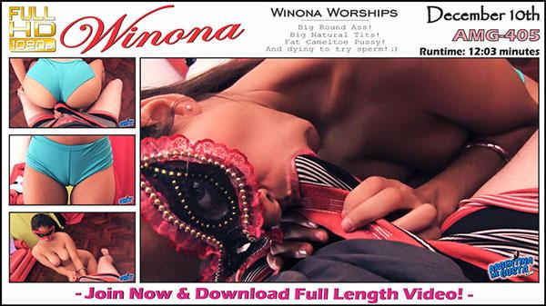 """AMG-405. Winona """"Worships"""""""