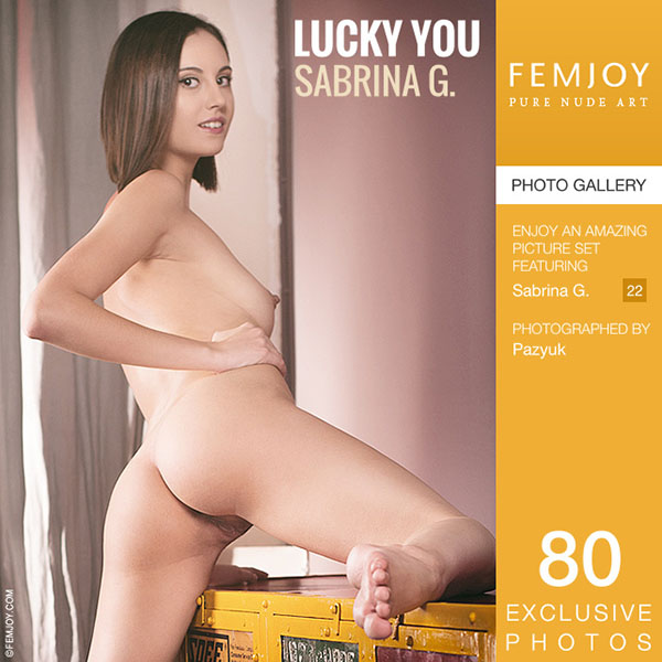 "1457072855_all-ero-0706 Sabrina G in ""Lucky You"" by Pazyuk"