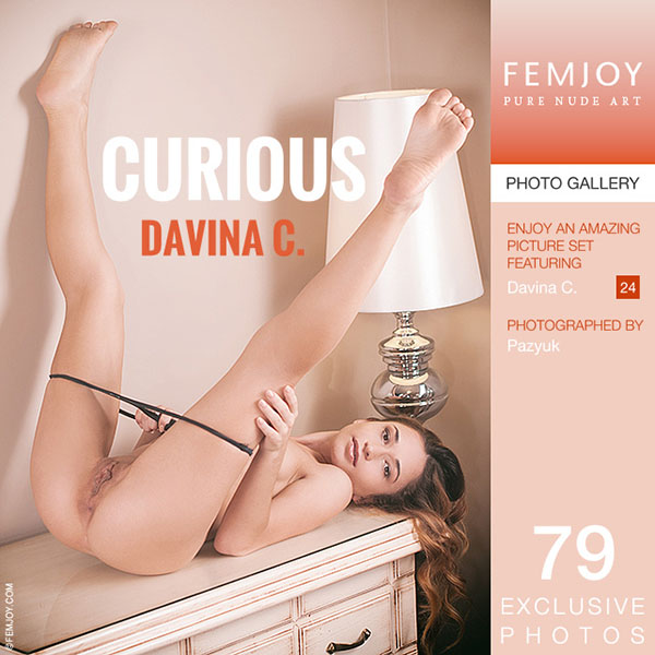"Davina C in ""Curious"" by Pazyuk"