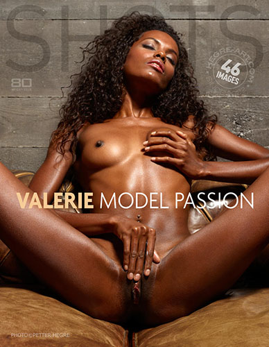 "Valerie ""Model Passion"" by Petter Hegre"