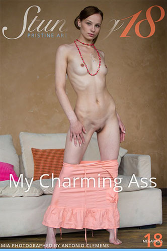 "Mia in ""My Charming Ass"" by Antonio Clemens"