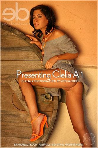 """Clelia A in """"Presenting"""" by Vito Santini"""
