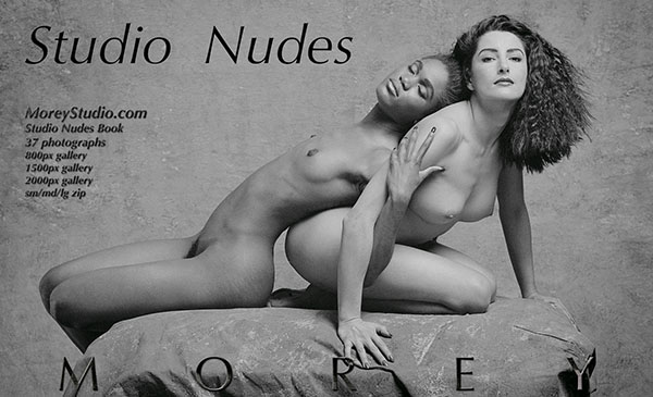 "Multiple Models ""Studio Nudes Book"""