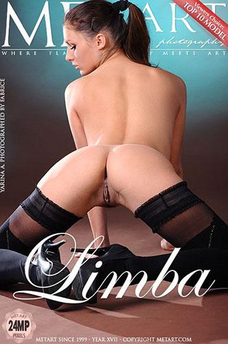 "Yarina A in ""Limba"" by Fabrice"