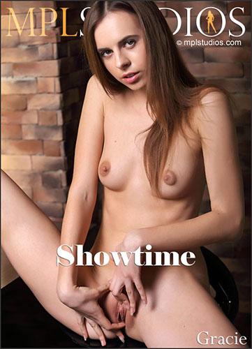 """Gracie """"Showtime"""" by Aztek Santiago"""