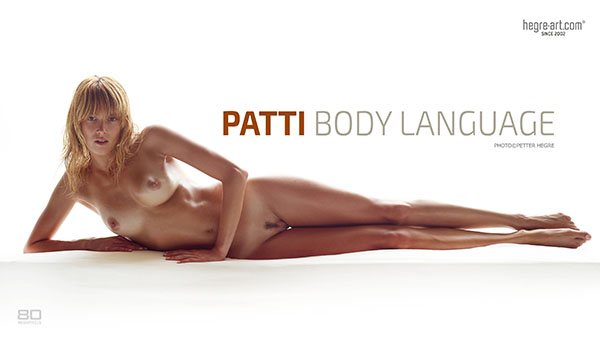 "Patti in ""Body Language"" by Petter Hegre"