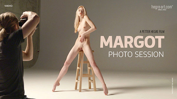 "Margot in ""Photo Session"" by Petter Hegre"