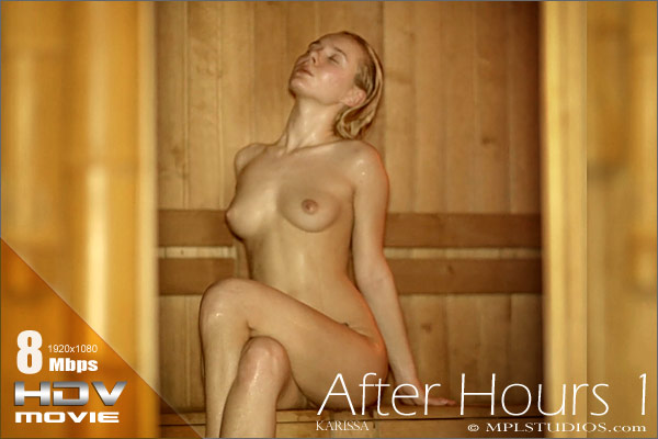 "Karissa Diamond in ""After Hours I"" by Bobby"
