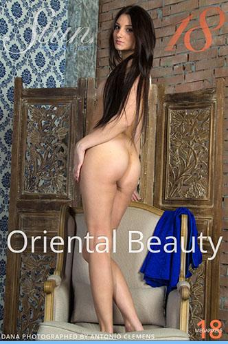 """Dana in """"Oriental Beauty"""" by Antonio Clemens"""