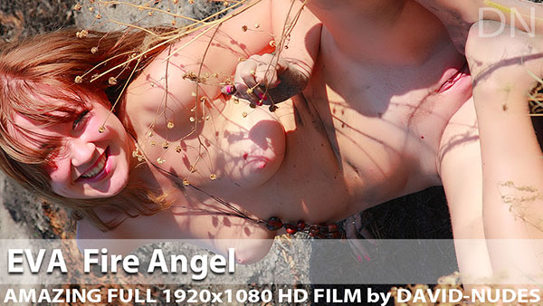"Eva in ""Fire Angel"" by David Nudes"
