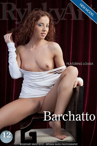 "Louisa in ""Barchatto"" by Rylsky"