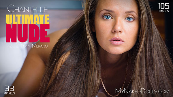 "Chantelle in ""Ultimate Nude"" by Tony Murano"