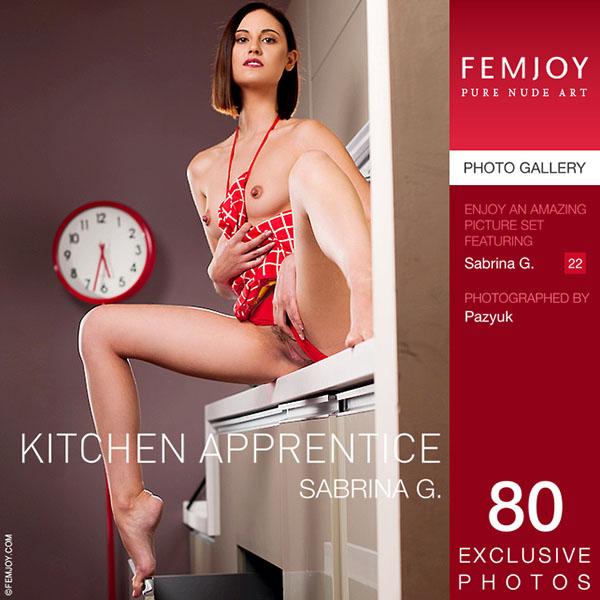 "1460784165_all-ero-2673 Sabrina G in ""Kitchen Apprentice"" by Pazyuk"