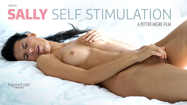 "Sally in ""Self Stimulation"" by Petter Hegre"