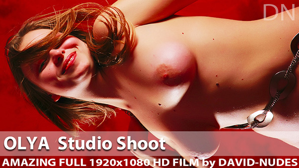 "Olya ""Studio Shoot"""
