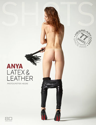 "Anya ""Latex and Leather"""