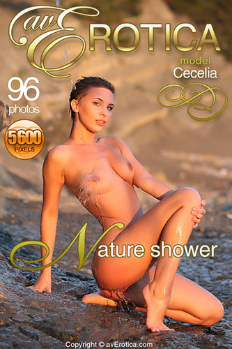 """Cecelia """"Nature Shower"""""""