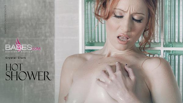 "Crystal Clark ""Hot Shower"""