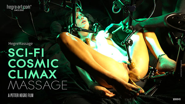 "Serena L ""Sci-Fi Cosmic Climax Massage"