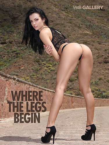 "Sapphira ""Where The Legs Begin"""