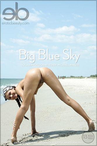 "Lola B ""Big Blue Sky"""