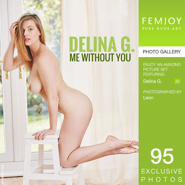 "Delina G in ""Me Without You"" by Leon"