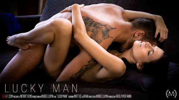 "Arian in ""Lucky Man"" by Andrej Lupin"