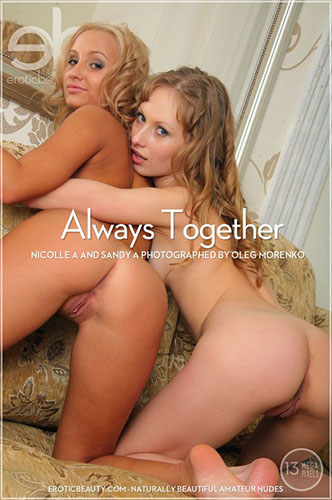 "Nicolle A & Sandy A ""Always Together"""