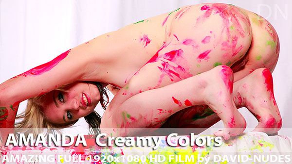 "Amanda ""Creamy Colors"""