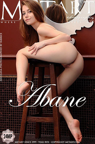 """Nicolina in """"Abane"""" by Fabrice"""