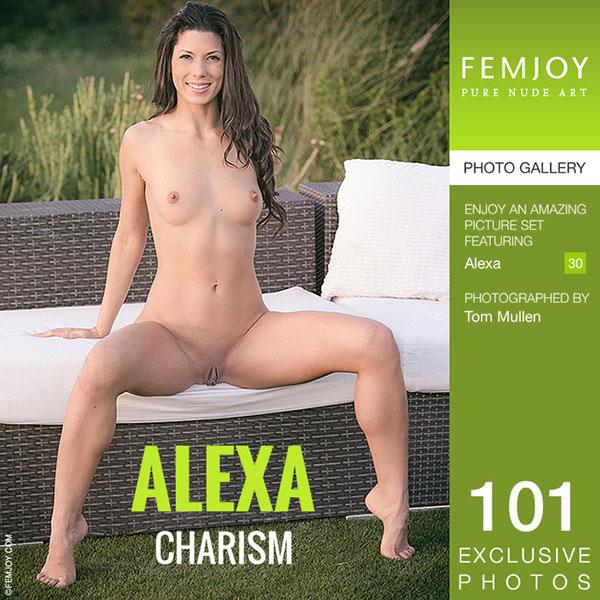"Alexa in ""Charism"" by Tom Mullen"