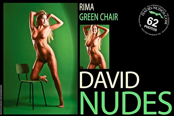 "Rima ""Green Chair"""