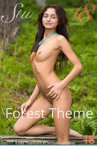 """Dolores M """"Forest Theme"""""""