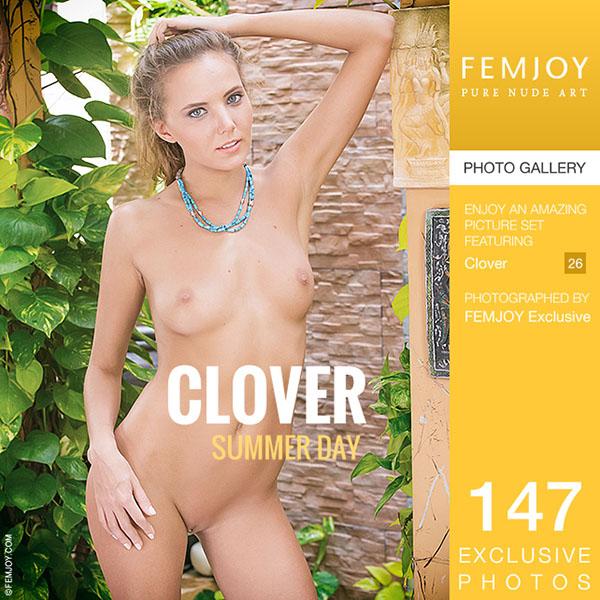 """Clover """"Summer Day"""""""