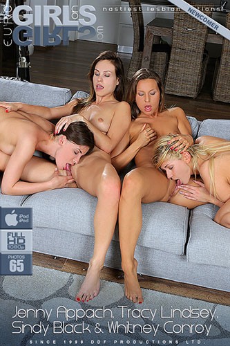 """Sindy Black, Jenny Appach, Tracy Lindsay & Whitney Conroy """"When Two Isn't Enough"""""""