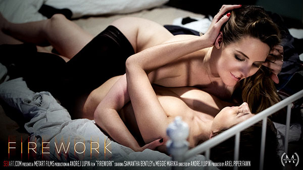 "Meggie Marika & Samantha Bentley ""Firework"""