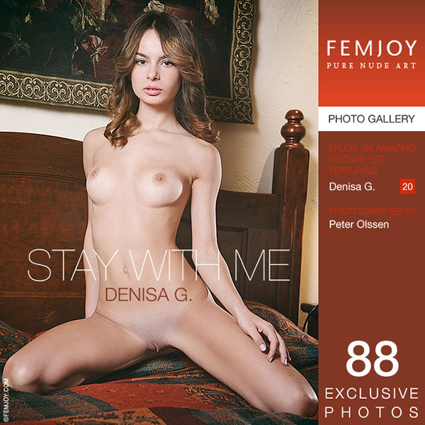 """Denisa G """"Stay With Me"""""""