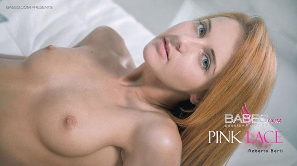 """Roberta Berti """"Pink Lace"""""""