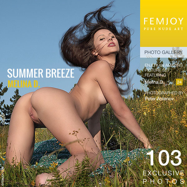 """Melina D """"Summer Breeze"""""""