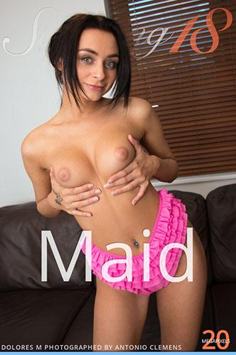 """Dolores M """"Maid"""""""